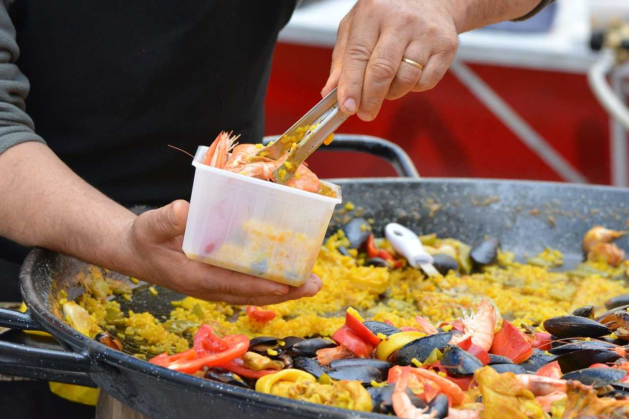 Where to eat Authentic Paella in Madrid