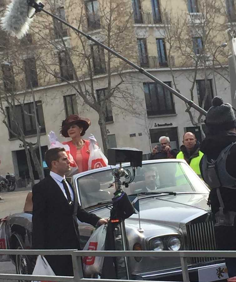 Madrid by Classic Car: Sightseeing in Style