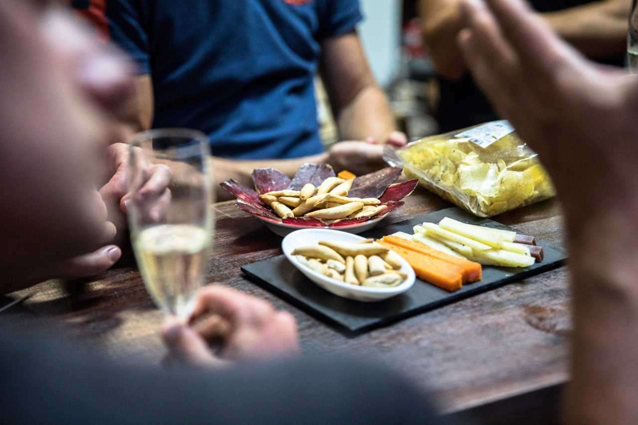 Hidden Bars and Authentic Tapas Journey