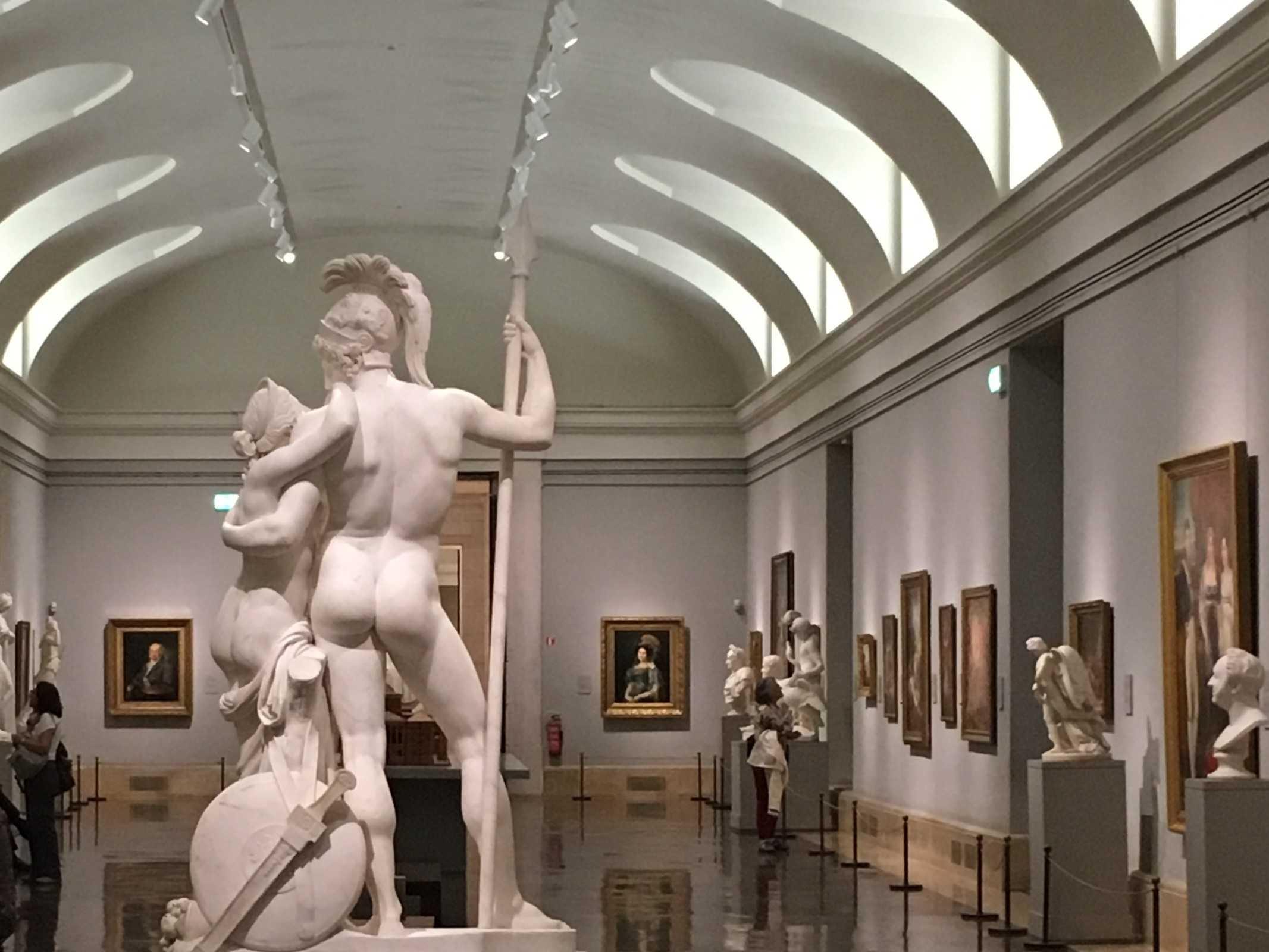 Prado Museum Art History Tour