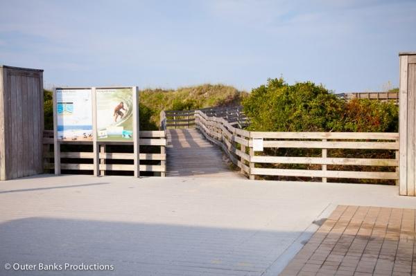 Coquina Beach Walkway
