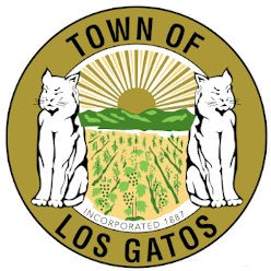 Logo for the Town of Los Gatos