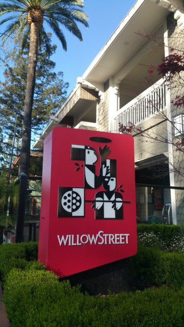 Willow Street Pizza in downtown Los Gatos