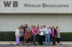 Brownwood Texas Radio Broadcasting Station