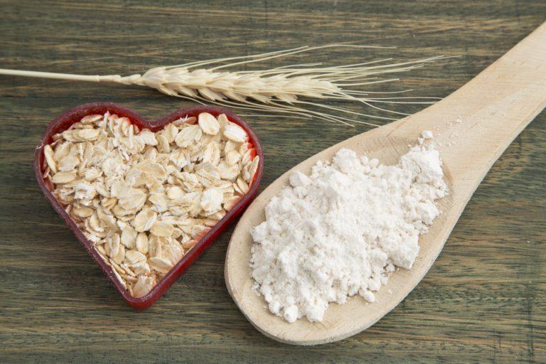 Gluten Free Self Rising Flour Blend