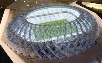 model-stadium