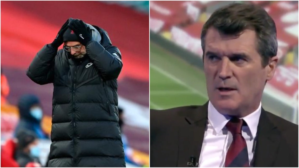 Keane and Liverpool