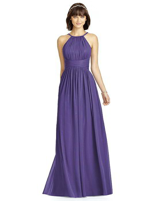 """Dress your bridesmaids in the 2018 Pantone Color of the Year, and save 15% + free shipping before December 21st! Visit the blog for more details on this amazing deal and other ways to use """"ultra-violet"""" in your wedding decor!"""