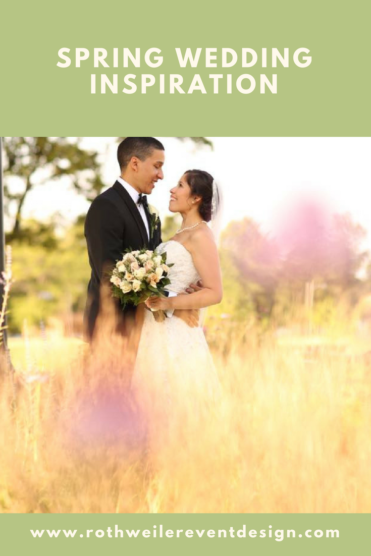 Spring wedding inspiration blog