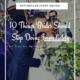 10 Things Brides Should Stop Doing Immediately. A must read wedding blog for every bride to be. Wedding planning advice from a real wedding planner and how not to sabotage your wedding day. Pin now and read later! #weddingblogs #weddingblogstofollow