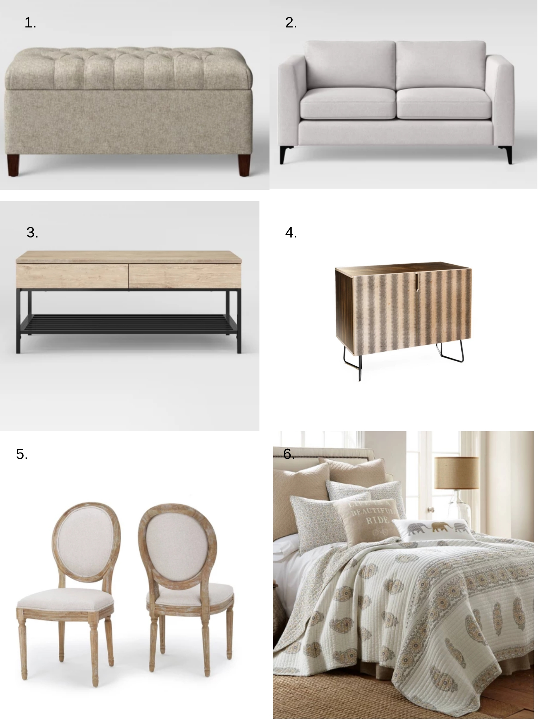items to buy from Target
