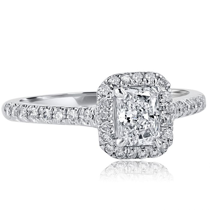 engagement ring halo