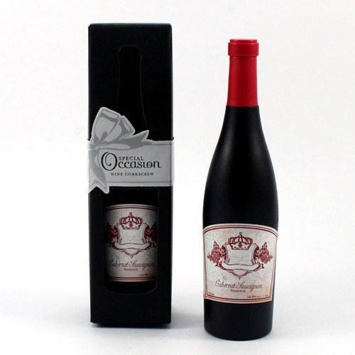 wine corkscrew wedding favor