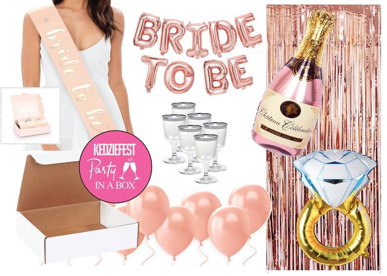 virtual bachelorette party pack
