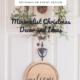 Christmas decor trends 2020 blog