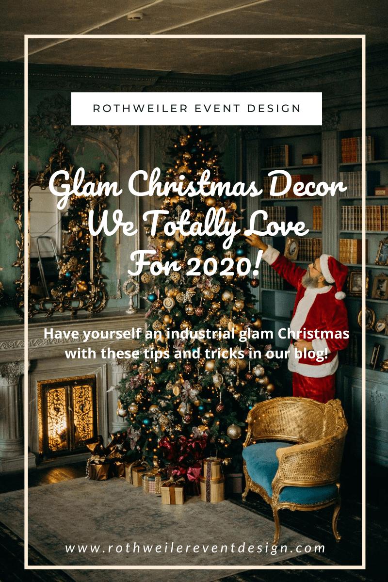 2020 Christmas Decorations Blog
