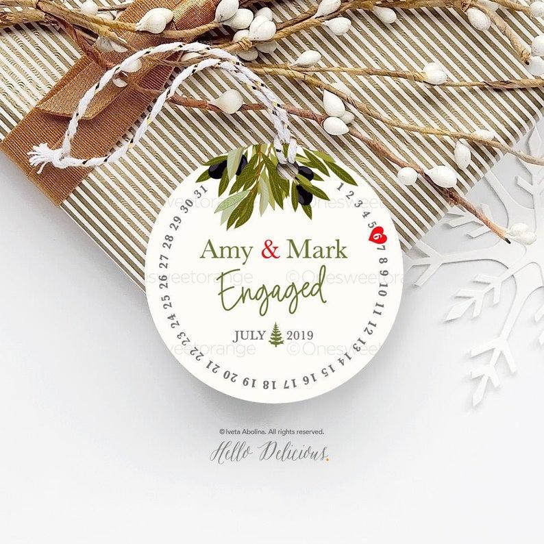 personalized Christmas ornaments etsyq