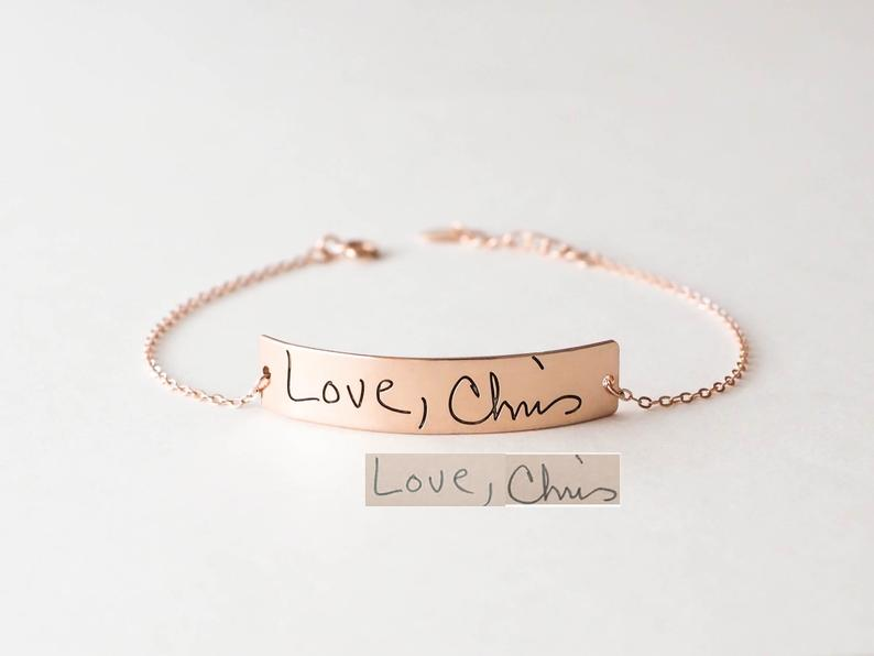 personalized bracelet for her