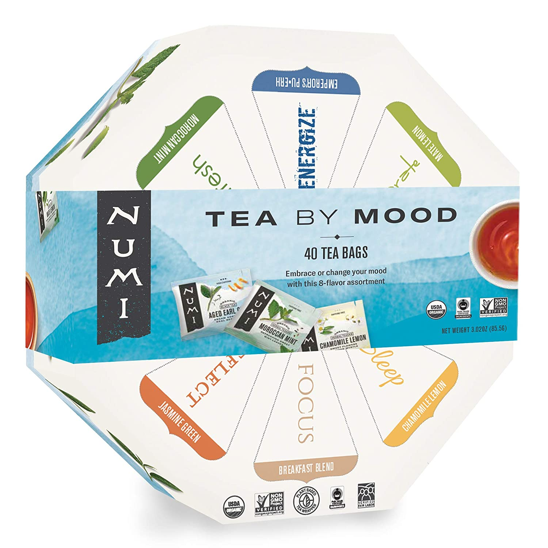 tea gift basket ideas