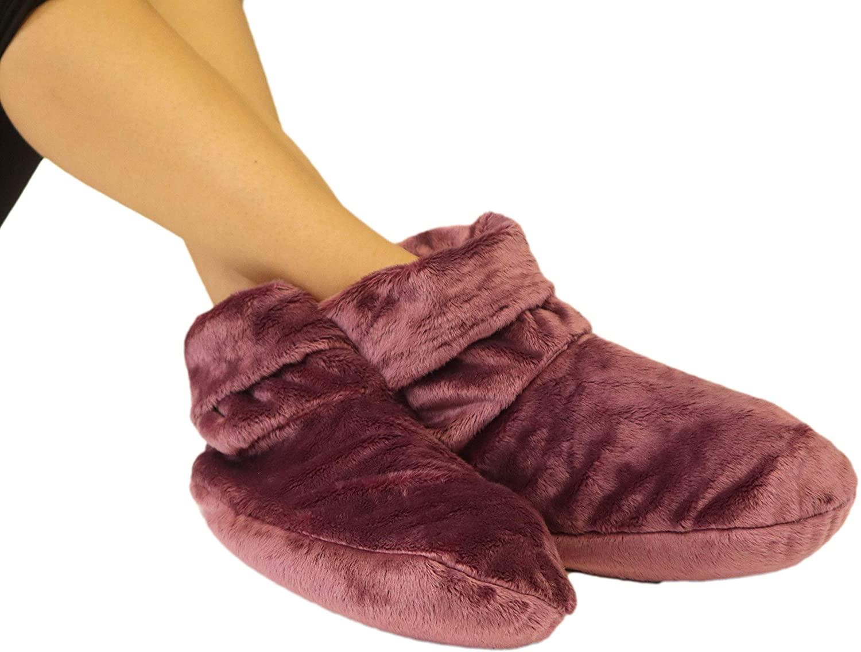 herbal warming slippers