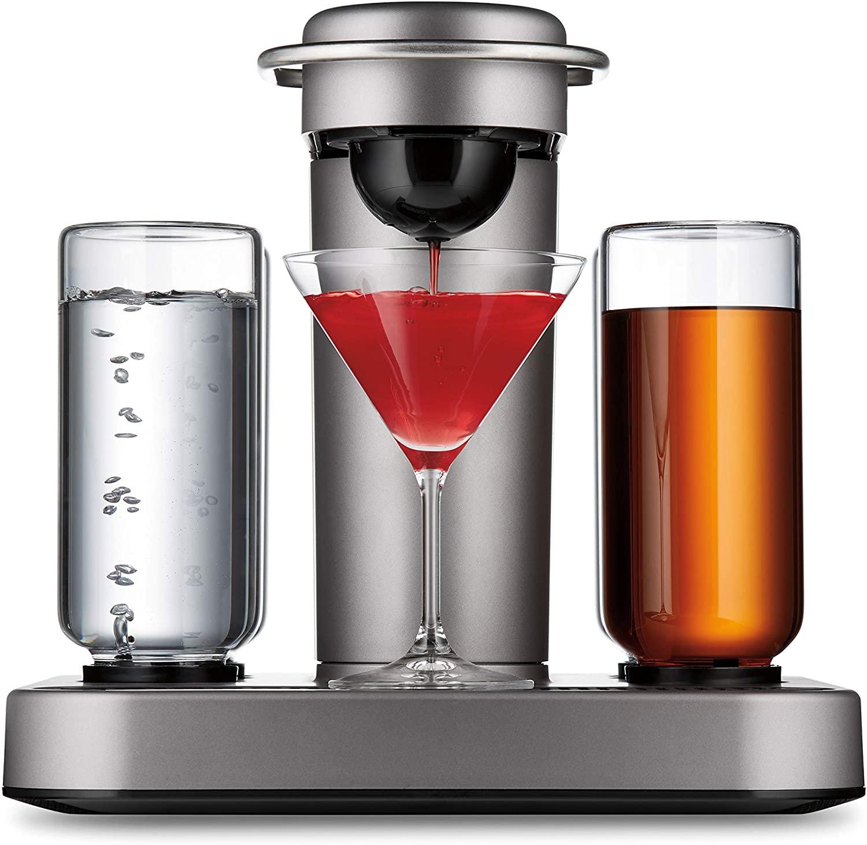 cocktail making station