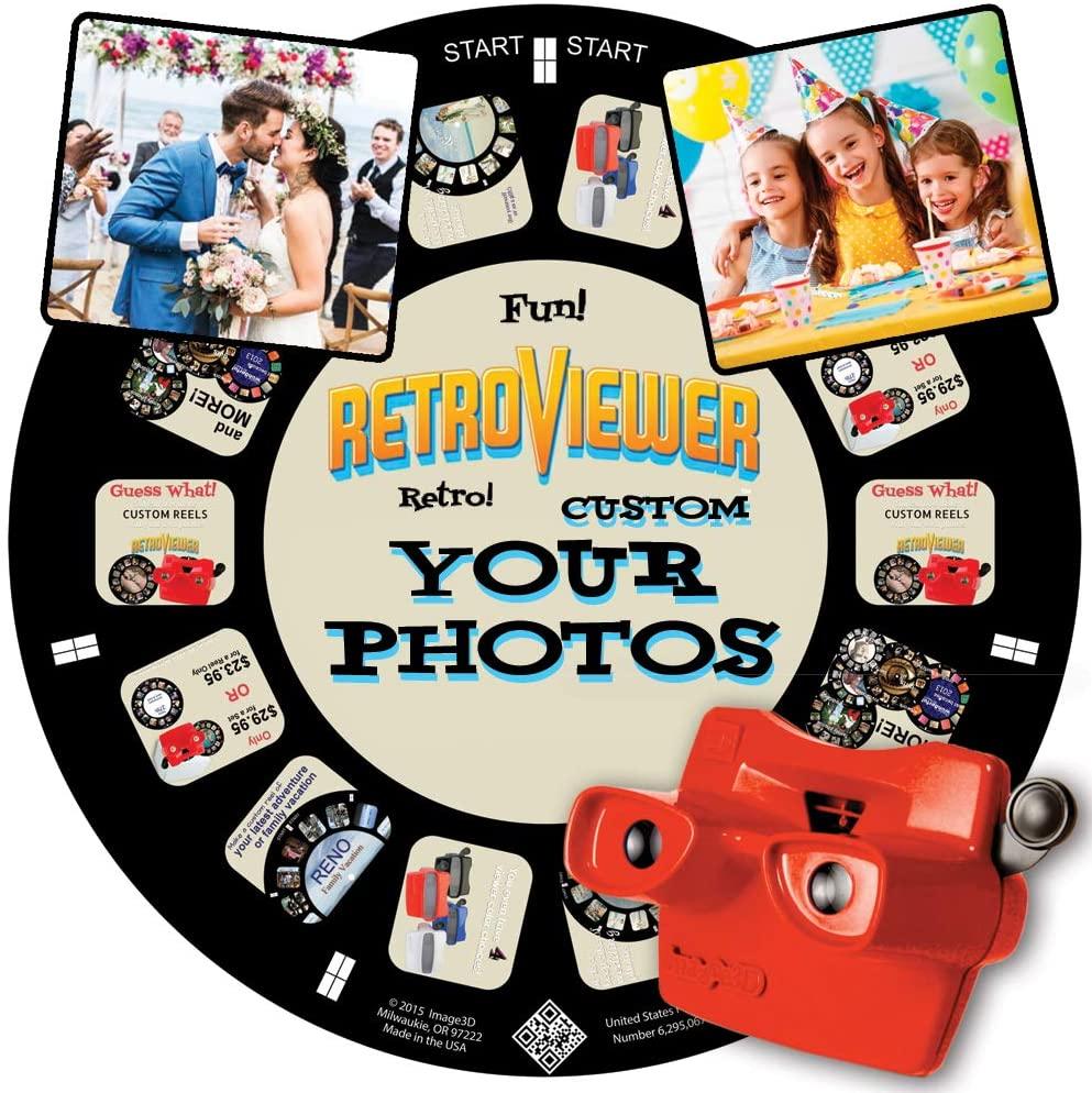 retroviewer custom photos