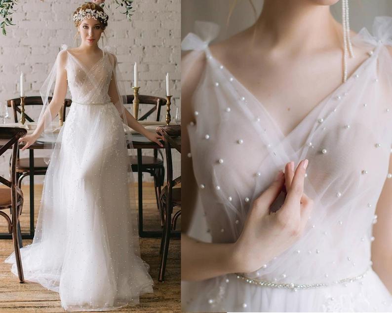 off the rack wedding dress brides