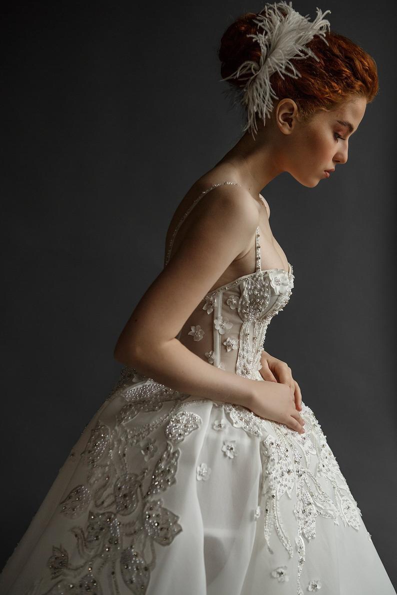 dream wedding dress lace