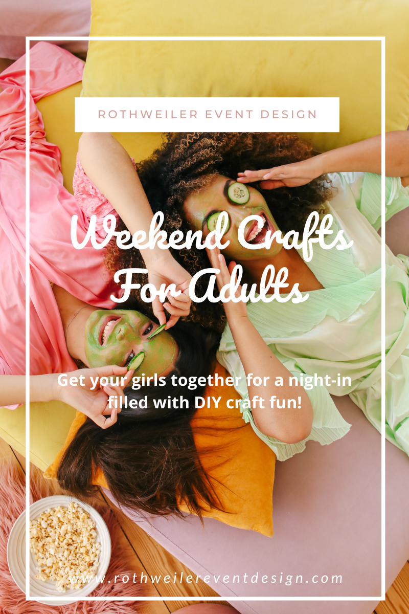 blog about craft kits for groups