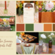 how do I decorate my fall dining table