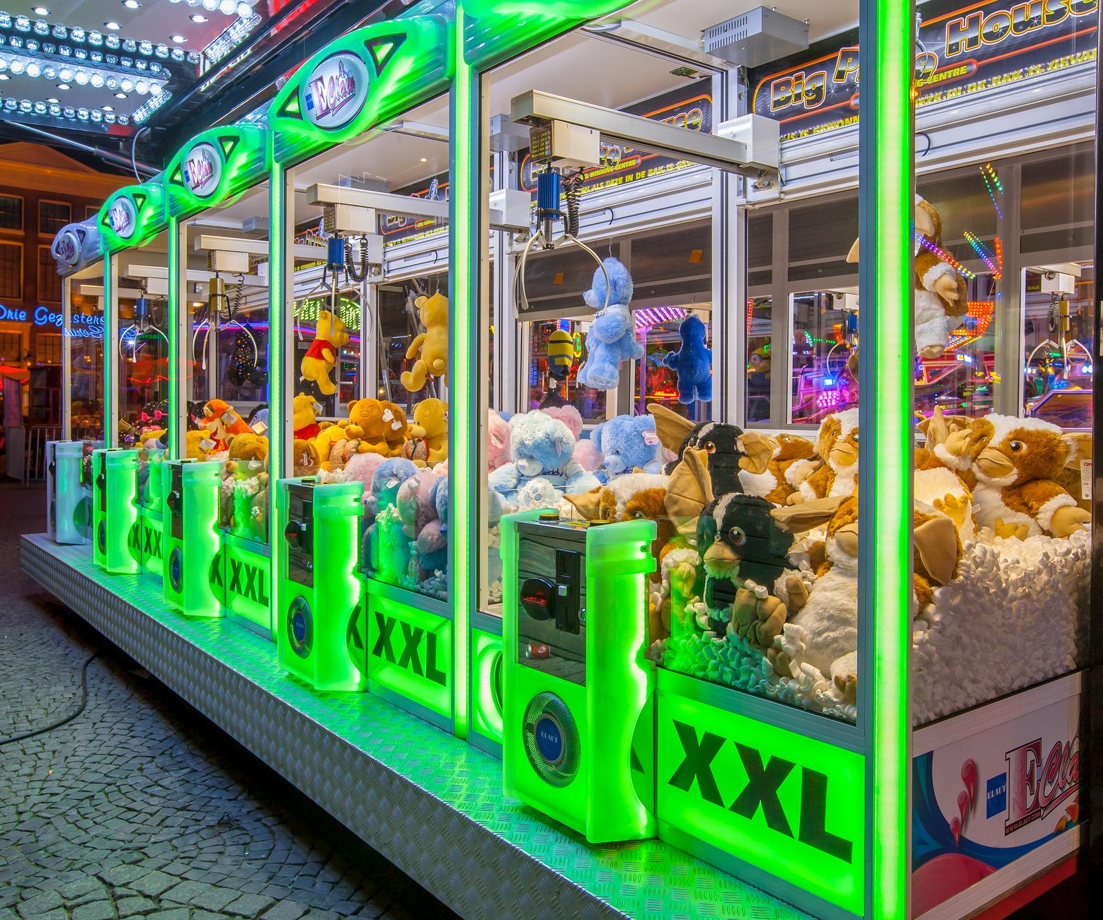 Amusement Leasing & Vendor Funding