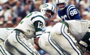 Joe Namath no Super Bowl III