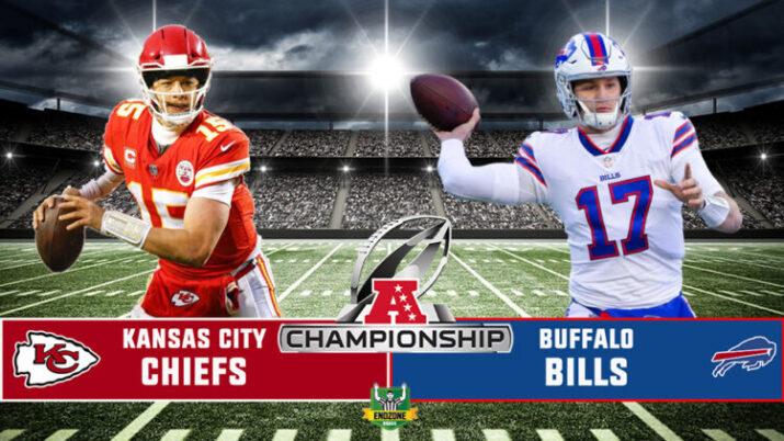 Chiefs-Bills-Final AFC 2021