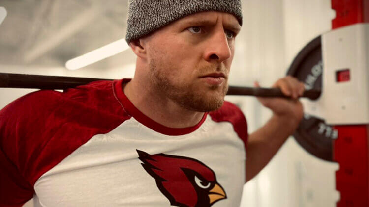 JJ Watt Cardinals