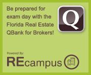 Florida Real Estate Brokers QBank - RSVP School of Real Estate