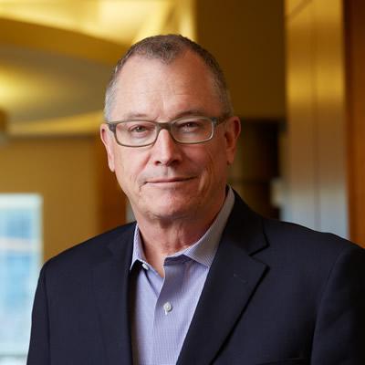 Miner Smith, Senior Vice President of Strategic Development