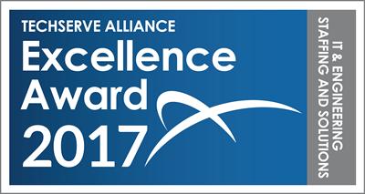 TechServe Alliance Excellence Award 2017