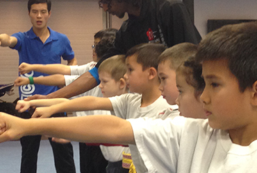 Martial Arts for Kids Program