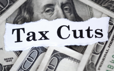 determined to cut taxes