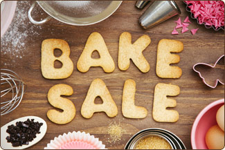 Bake Sales – Super Tuesday March 3
