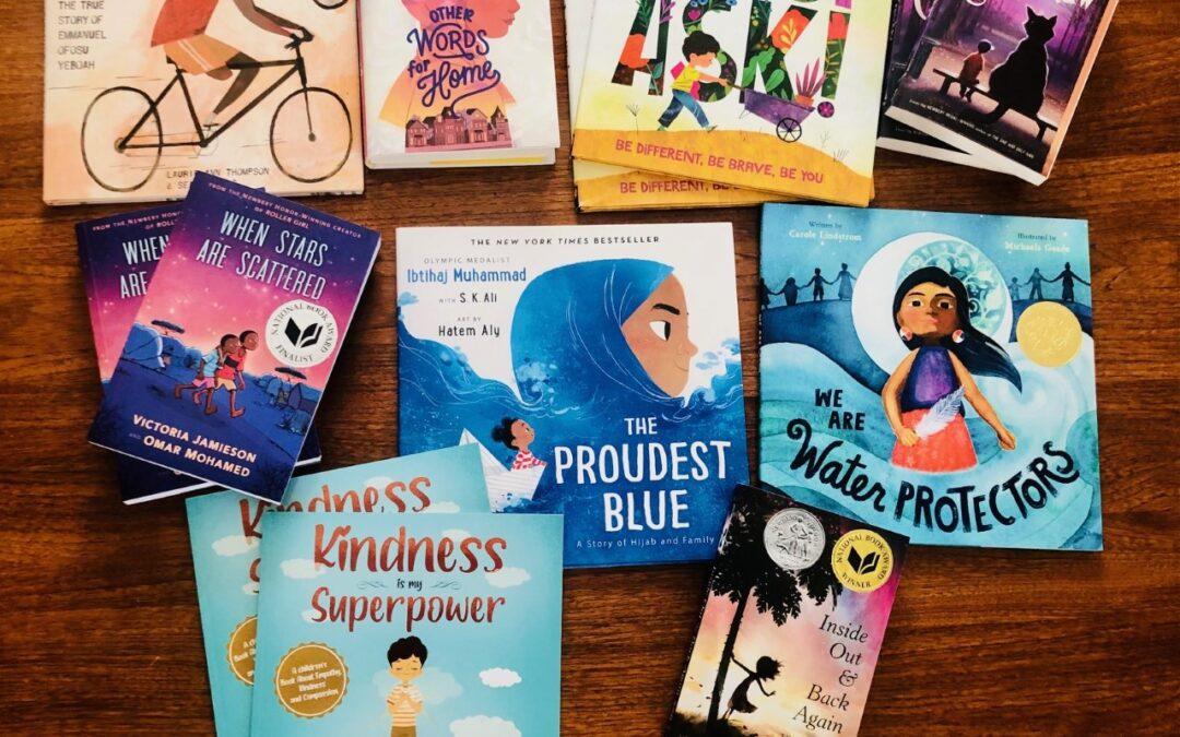 Parent Council Donates Children's Books To Diversity and Anti-Racist Little Libraries