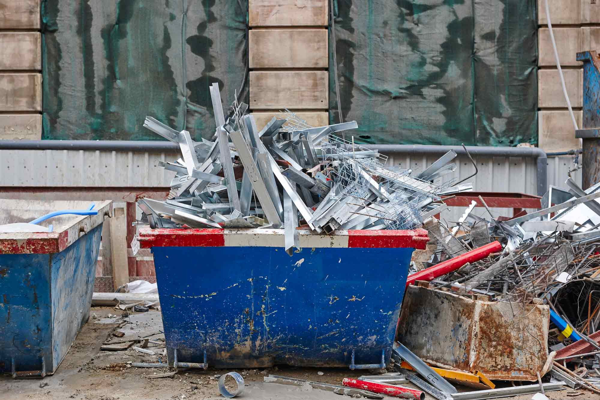 How To Recycle Scrap Metal