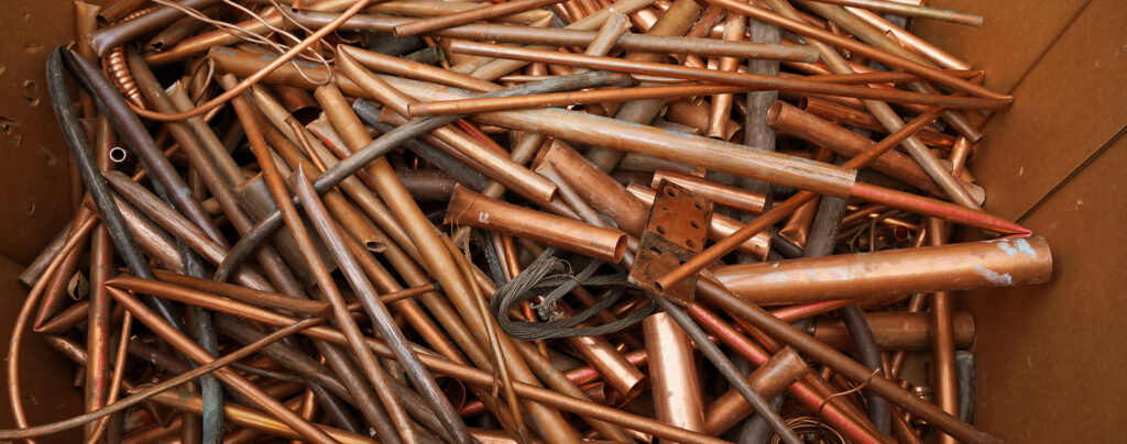 Copper Recycling Plano Texas