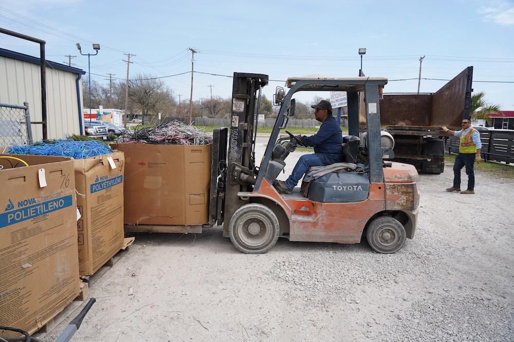 What is a Metal Scrap Yard?
