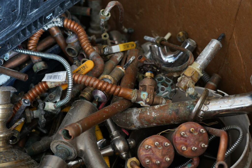 Looking to Sell Scrap Metal? Community Recycling Can Help!