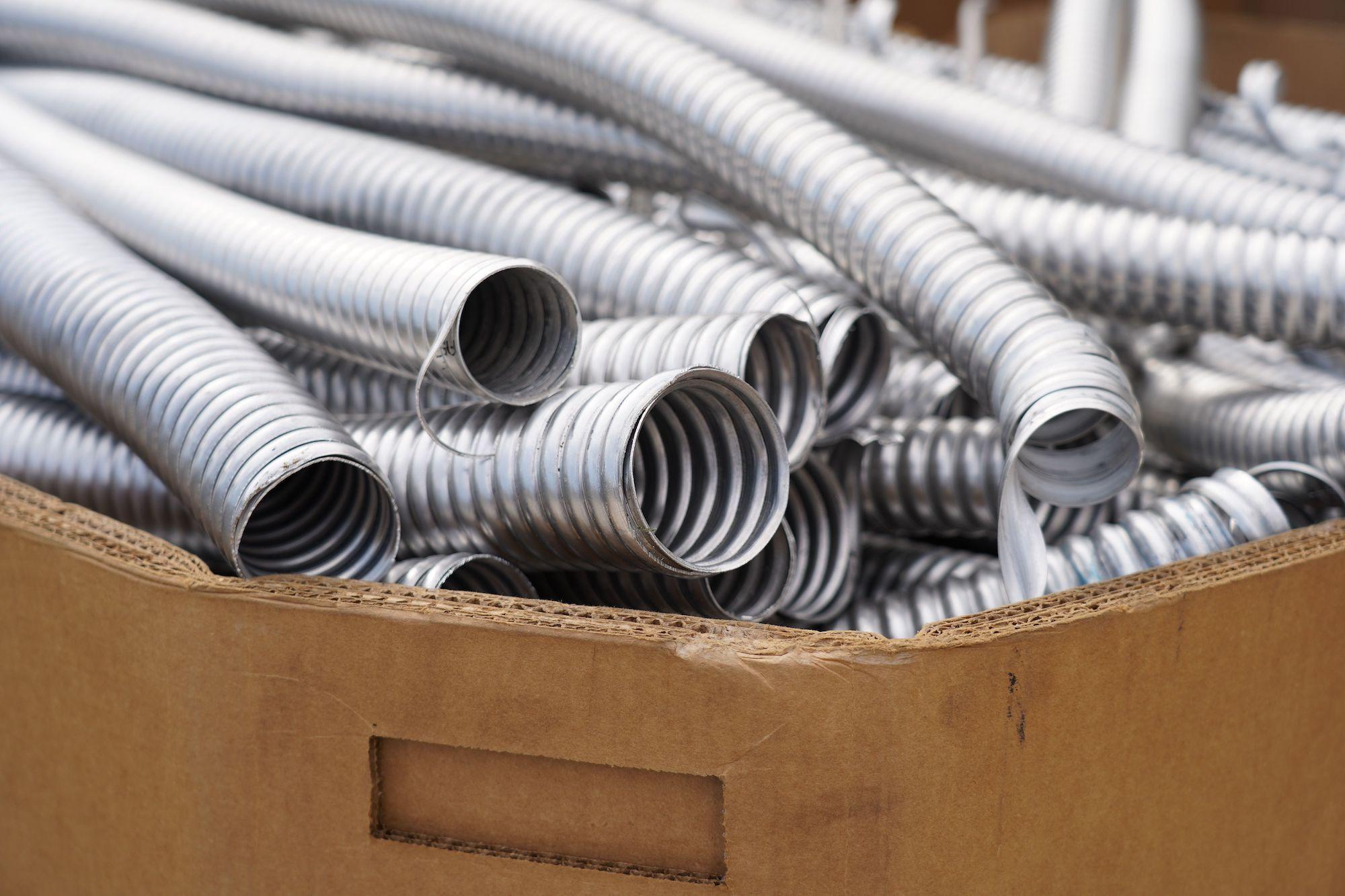 Why Use Scrap Metal Yards