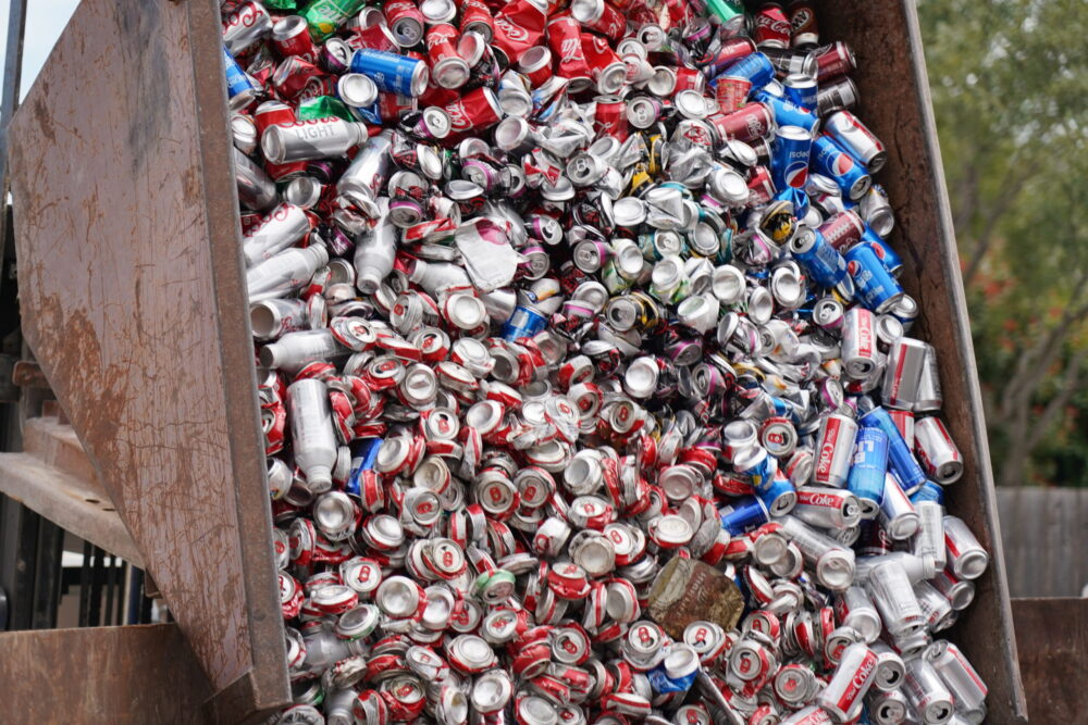 Copper and Aluminum Recycling Centers