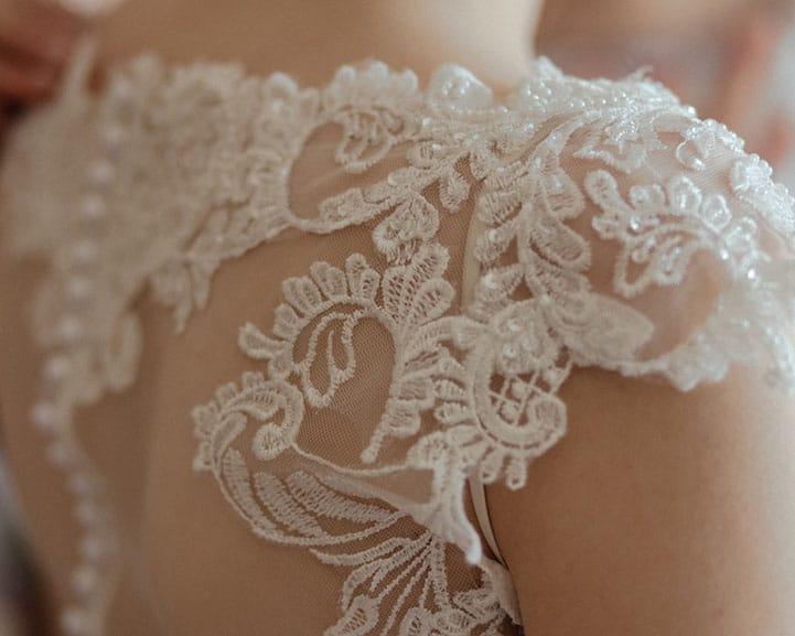 Bridal dress fashion industry