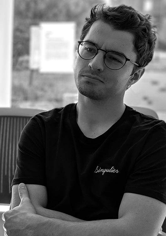 Matthieu Landeche - Singulier Analyst