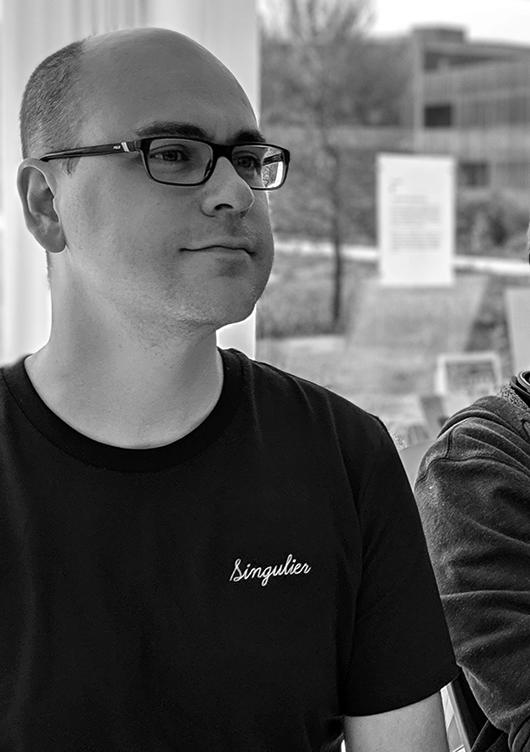 Rémy Rachet - Singulier Senior Paid Media Expert